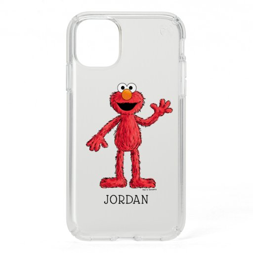Monster at the End of this Story | Cutie Elmo Speck iPhone 11 Case