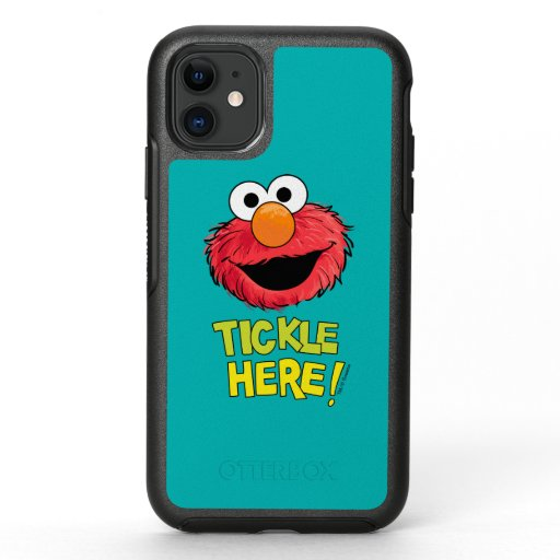 Monster At the End of this Story | Elmo OtterBox Symmetry iPhone 11 Case