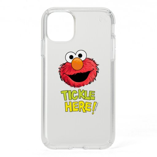 Monster At the End of this Story | Elmo Speck iPhone 11 Case