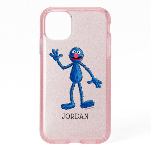 Monster at the End of this Story | Grover Speck iPhone 11 Case