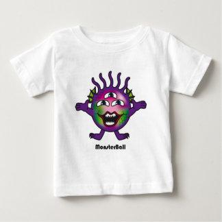 Monster Ball Baby T-Shirt