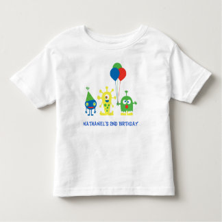 Monster Bash Birthday Shirt