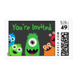 Monster Bash Postage