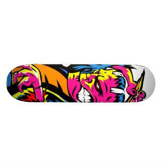 Monster BASH! Skateboard Deck