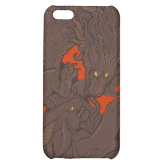 Monster Battle case iPhone 5C Cover