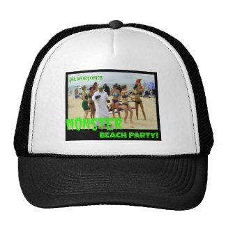 Monster Beach Party Trucker Hat