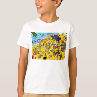 Monster Beach T-Shirt