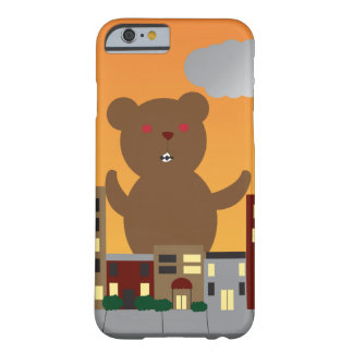 Monster Bear Barely There iPhone 6 Case
