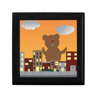 Monster Bear Gift Box