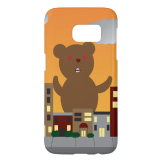 Monster Bear Samsung Galaxy S7 Case