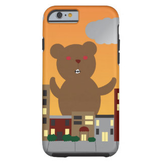 Monster Bear Tough iPhone 6 Case