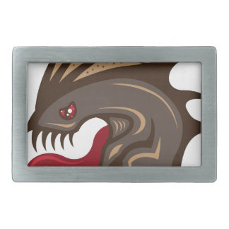 Monster Belt Buckle