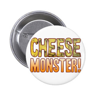 Monster Blue Cheese Pinback Button