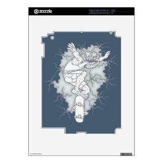 Monster Board iPad 2 Skins