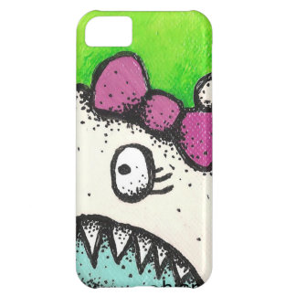 Monster Bow IPhone Case Cover For iPhone 5C