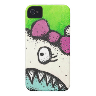 Monster Bow IPhone Case iPhone 4 Covers