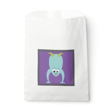 Halloween Themed Monster Brian Gift Bag