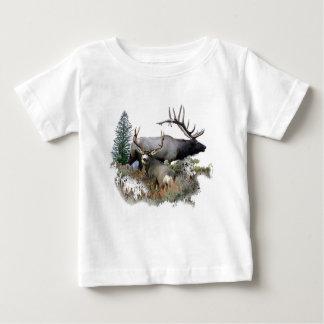 Monster bull trophy buck baby T-Shirt