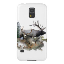 Monster bull trophy buck galaxy s5 cover