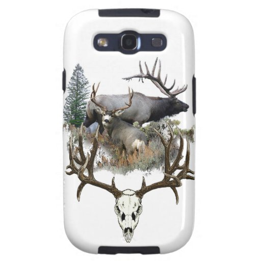 Monster bull trophy buck galaxy SIII covers