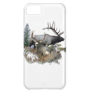 Monster bull trophy buck iPhone 5C cases