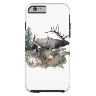 Monster bull trophy buck iPhone 6 case