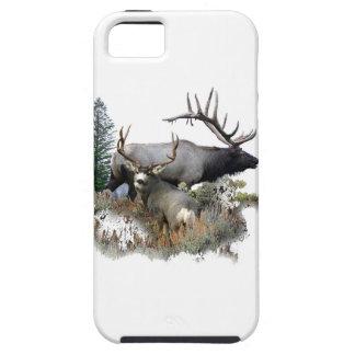 Monster bull trophy buck iPhone SE/5/5s case