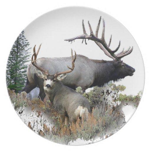 Monster bull trophy buck plates