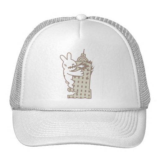 Monster Bunny Rules Trucker Hat