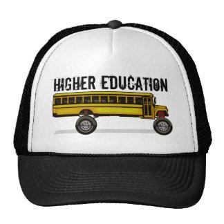 Monster Bus, HIGHER EDUCATION Trucker Hats