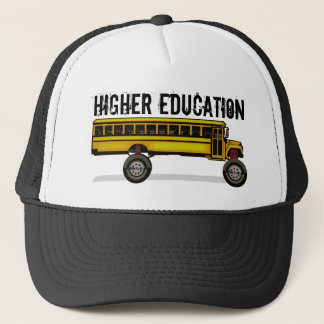 Monster Bus, HIGHER EDUCATION Trucker Hat