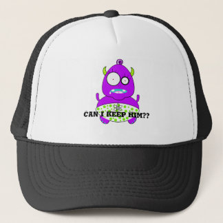 Monster - Can I Keep Him?? Trucker Hat