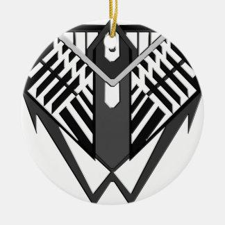 Monster Ceramic Ornament