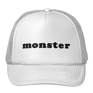 MONSTER Cheap and Generic T shirt Trucker Hat