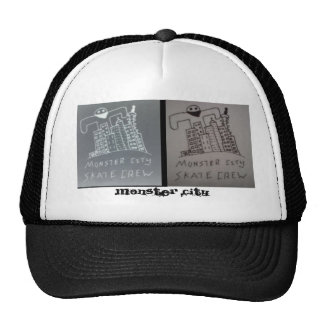 Monster City hat