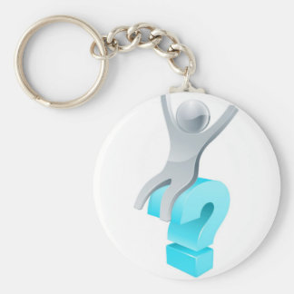 Monster claw hand key chains