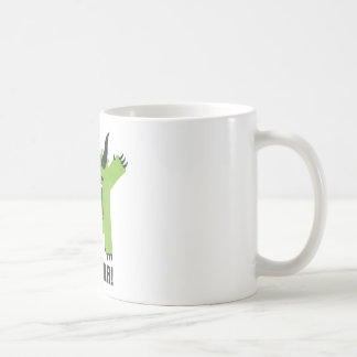monster coffee mug