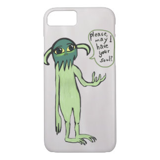 Monster Comic iPhone/iPad/Samsung etc. feat. iPhone 7 Case