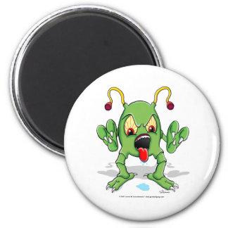 Monster Creature Fridge Magnet