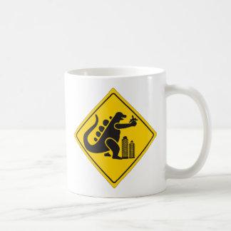Monster Crossing Coffee Mug