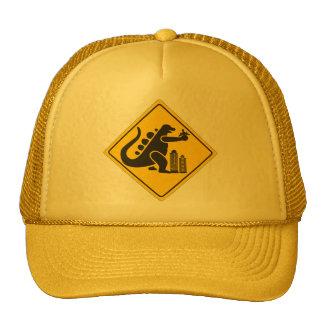 Monster Crossing Hats