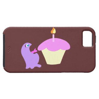 Monster Cupcake iPhone 5s Case - Cute Monster Case