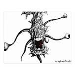 monster del ojo de los persephone&hades ' postal