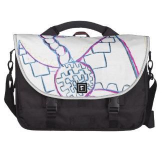 Monster Dragon Pattern Bags For Laptop