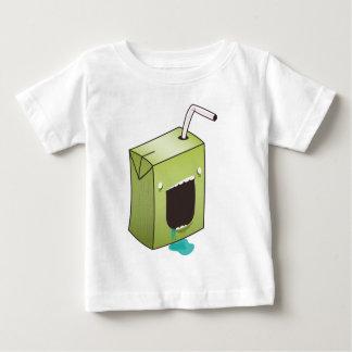 Monster drooling juice box infant t-shirt