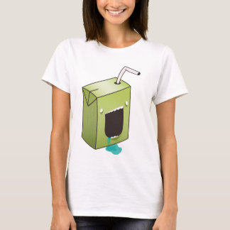 Monster drooling juice box T-Shirt