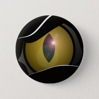 MONSTER EYE PINBACK BUTTON