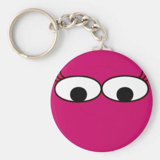 Monster Eyes Keychain