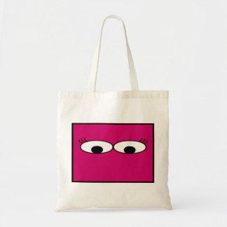 Monster Eyes Tote Bag