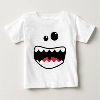 Monster face t shirt